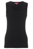 Passionknit - Vest Black