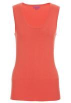 Passionknit - Vest Orange