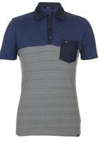 Lee  - Denim Polo Mid Blue