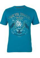 Tokyo Tigers - Kinrowan T-shirt Green