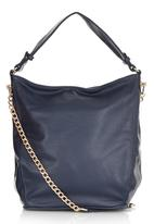 STYLE REPUBLIC - Chain Reaction Shoulder Bag Navy