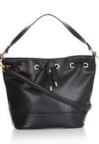 STYLE REPUBLIC - Mini Bucket Bag Black