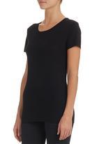 Passionknit - T-shirt Black