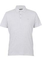RVCA - Sure Thing Polo Shirt Mid Blue
