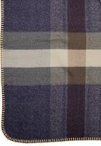 edit - Check Mate Blanket Wrap Dark Blue