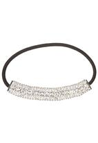 edit - Embellished Hairband Metallic