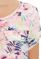 Suzanne Betro - Tropical-print Top Multi-colour