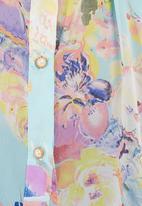 Suzanne Betro - Floral-print Sleeveless Blouse Multi-colour