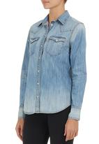 Levi's® - Denim Shirt Mid Blue