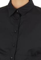 Cherry Melon - Work Shirt Black