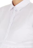 Cherry Melon - Work Shirt White