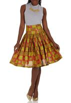 Loin Cloth & Ashes - High-waisted skirt Multi-colour