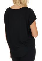 Nike - Live Fast Nike T-shirt Black