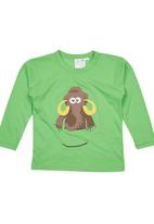 Ice Age - Mammoth Long-sleeve Top Light Green Light Green