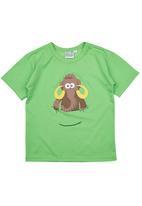 Ice Age - Mammoth Short-sleeve Top Light Green Light Green