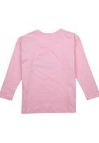 Ice Age - Dodo Long-sleeve Top Pink Pale Pink