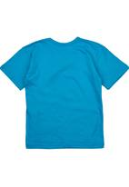 Ice Age - Dodo Short-sleeve Top Turquoise