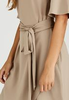 edit - Work Dress Stone