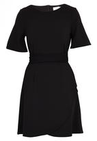 edit - Work Dress Black