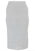 Somerset Jane - Tube Skirt Grey