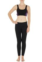 Lithe - Awesome Creative Agency - Core Crop Top Black