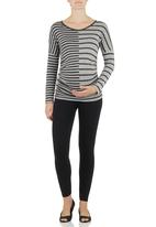 Astrid Ray - Kel Sweater Mid Grey