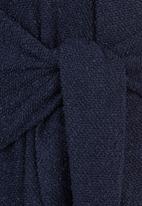 STYLE REPUBLIC - Tie-knit Jersey Dark Blue Dark Blue