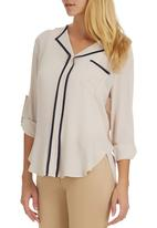 edit - Tipped Blouse Stone