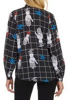 SELFI - Floating Hands Long-sleeve Shirt