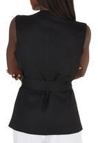 KARMA - Thalit Jacket Black