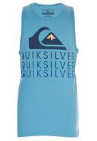 Quiksilver - Boys Vest Pale Blue