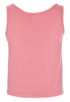 Roxy - Roxy Vest Mid Pink