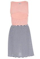 Roxy - Zig-Zag Dress Multi-colour