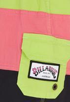 Billabong  - Broad Stripe Boardie Multi-colour