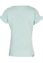 Roxy - Printed Tshirt Light Green