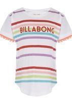 Billabong  - Striped Top Multi-colour