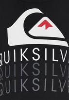 Quiksilver - Boys Vest Black