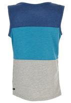 Billabong  - Colour Block Vest Multi-colour