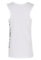 Billabong  - Racer Back Vest White