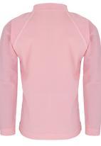 Billabong  - Long Sleeve Rash Vest Mid Pink