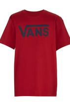 Vans - Branded Tshirt Red