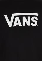 Vans - Branded Tshirt Black