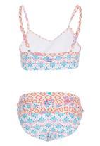 Billabong  - Mixed Print Bikini Multi-colour
