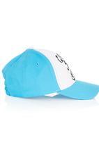 Quiksilver - Quiksilver Cap Blue and White