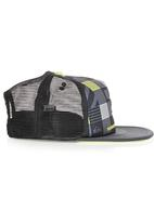 Quiksilver - Trucker Cap Dark Grey