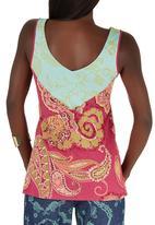 Maya Prass - Amani Vest Dark Pink