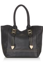 Marie Claire - Handbag with Metallic Detail Black