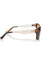 Lundun Eyewear - Lundun Hyde Sunglasses Mid Brown