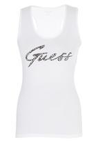 GUESS - Tank Top White