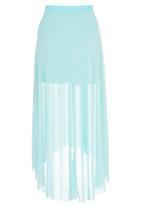 Precioux - Flowy Skort Turquoise